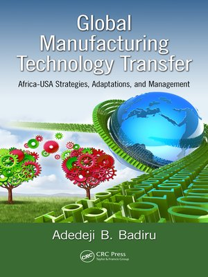 cover image of Global Manufacturing Technology Transfer