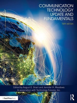 cover image of Communication Technology Update and Fundamentals