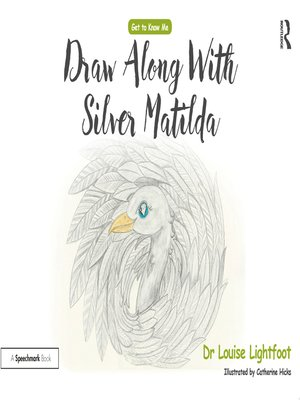 cover image of Draw-along Silver Matilda