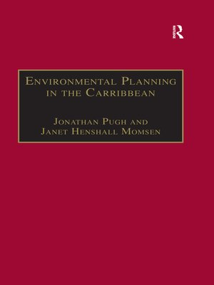 cover image of Environmental Planning in the Caribbean