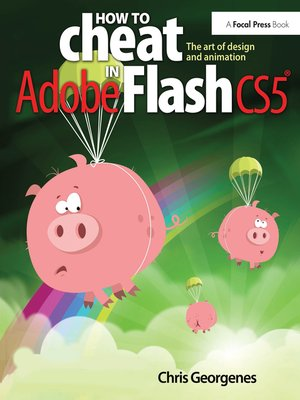 cover image of How to Cheat in Adobe Flash CS5