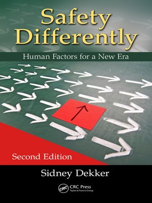 cover image of Safety Differently