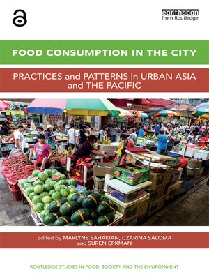 cover image of Food Consumption in the City