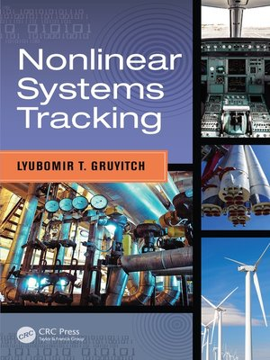 cover image of Nonlinear Systems Tracking