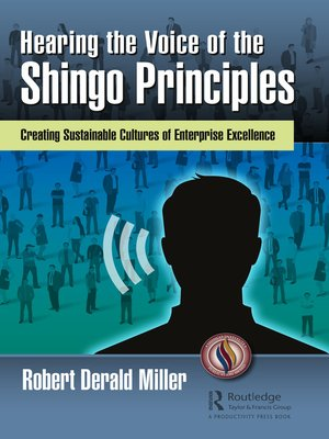 cover image of Hearing the Voice of the Shingo Principles