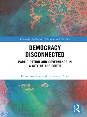 cover image of Democracy Disconnected
