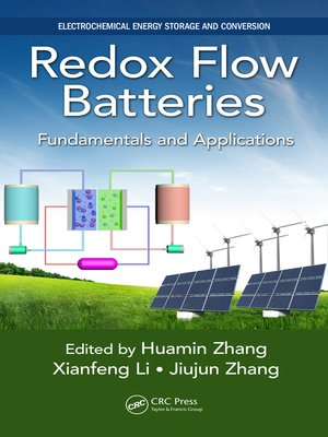 cover image of Redox Flow Batteries