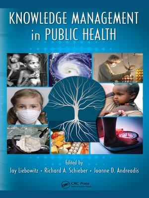 cover image of Knowledge Management in Public Health