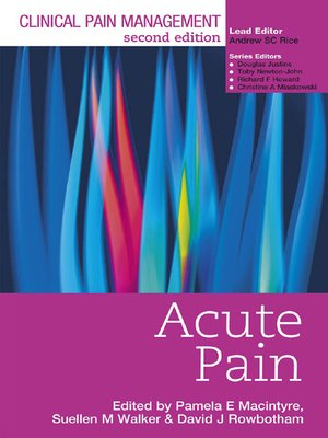 cover image of Clinical Pain Management