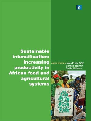 cover image of Sustainable Intensification