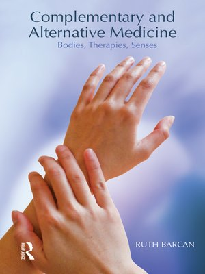 cover image of Complementary and Alternative Medicine