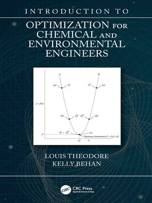 cover image of Introduction to Optimization for Chemical and Environmental Engineers