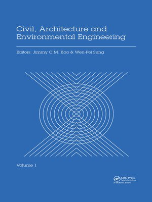 cover image of Civil, Architecture and Environmental Engineering Volume 1