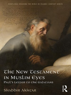cover image of The New Testament in Muslim Eyes