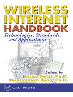 cover image of Wireless Internet Handbook