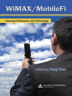 cover image of WiMAX/MobileFi