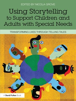 cover image of Using Storytelling to Support Children and Adults with Special Needs