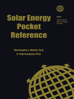 cover image of Solar Energy Pocket Reference