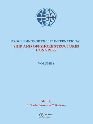 cover image of Ships and Offshore Structures XIX