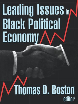 cover image of Leading Issues in Black Political Economy