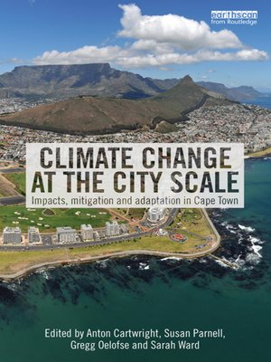 cover image of Climate Change at the City Scale