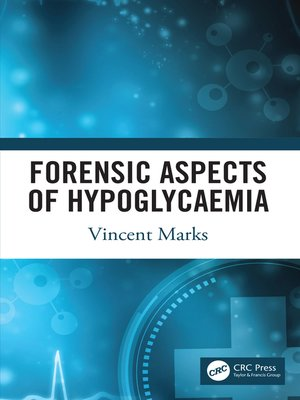 cover image of Forensic Aspects of Hypoglycaemia