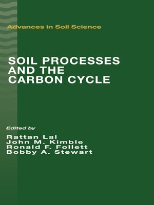 cover image of Soil Processes and the Carbon Cycle