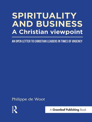 cover image of Spirituality and Business