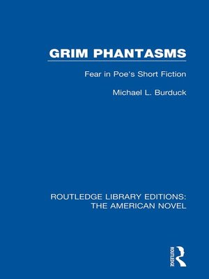 cover image of Grim Phantasms