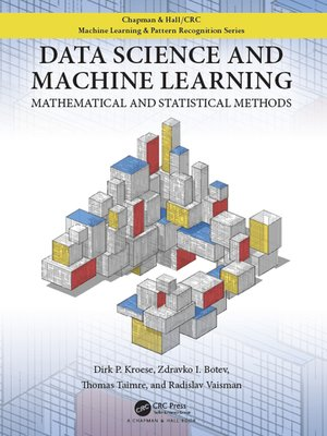 cover image of Data Science and Machine Learning