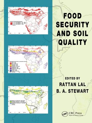 cover image of Food Security and Soil Quality