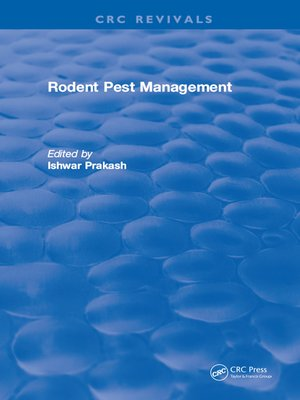 cover image of Rodent Pest Management