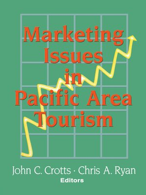 cover image of Marketing Issues in Pacific Area Tourism