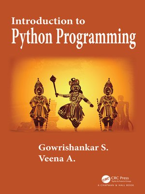 cover image of Introduction to Python Programming