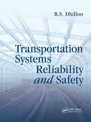 cover image of Transportation Systems Reliability and Safety