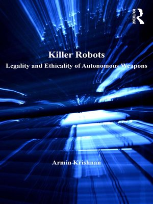 cover image of Killer Robots
