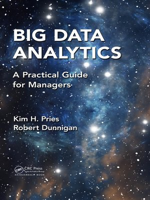 cover image of Big Data Analytics