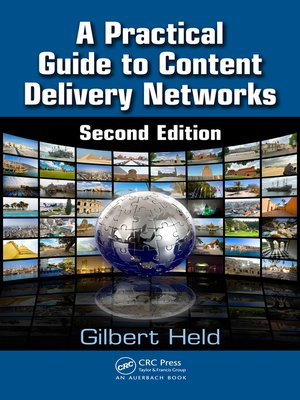 cover image of A Practical Guide to Content Delivery Networks