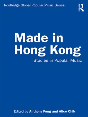cover image of Made in Hong Kong