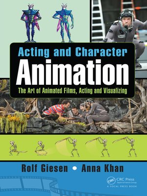 cover image of Acting and Character Animation