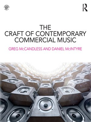 cover image of The Craft of Contemporary Commercial Music