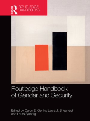 cover image of Routledge Handbook of Gender and Security