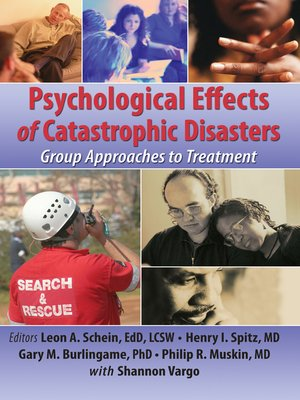 cover image of Psychological Effects of Catastrophic Disasters