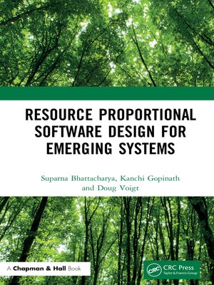 cover image of Resource Proportional Software Design for Emerging Systems