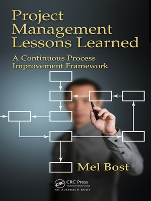 cover image of Project Management Lessons Learned