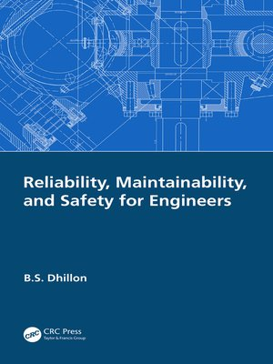 cover image of Reliability, Maintainability, and Safety for Engineers