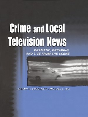 cover image of Crime and Local Television News