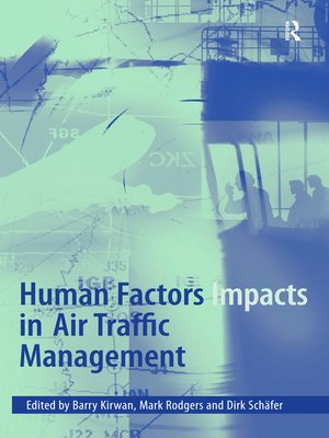 cover image of Human Factors Impacts in Air Traffic Management