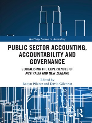 cover image of Public Sector Accounting, Accountability and Governance