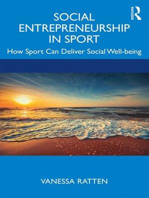 cover image of Social Entrepreneurship in Sport